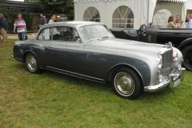 Bentley S1 Continental Coupe Park Ward VIN.BC5FM '1958 - Hier geht es zum Update des Bentley S1 ...